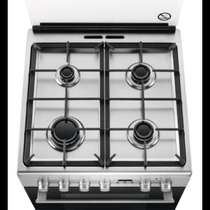 Чистая плита без жира